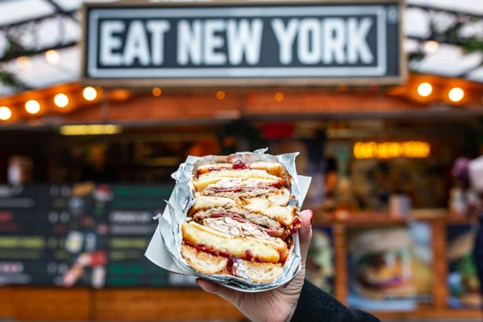 Eat New York bagels