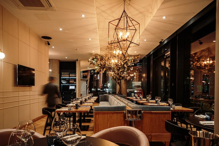New restaurant Embankment launches at celeb haunt CitySuites hotel – with MasterChef contestant at helm