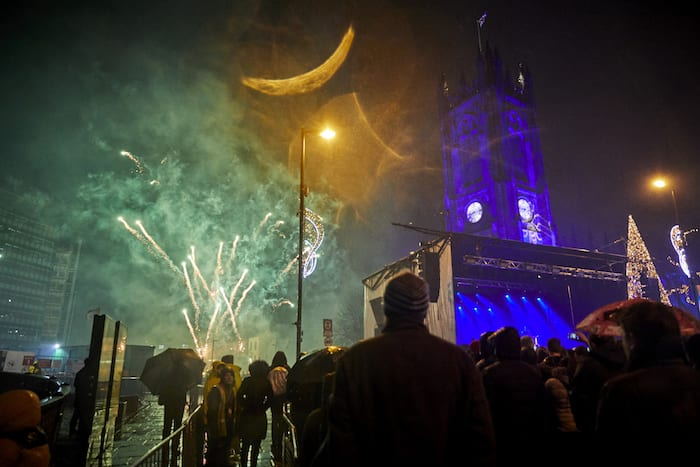 A huge New Year's Eve public fireworks event has been confirmed for Manchester - at a NEW location for 2019 I Love Manchester