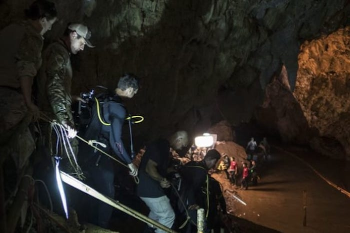 Meet a hero: cave diver Josh Bratchley on the most dangerous rescue mission in modern history I Love Manchester