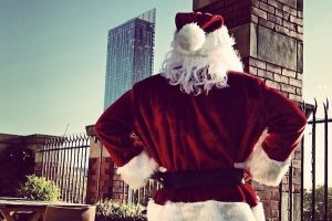 Christmas I Love Manchester