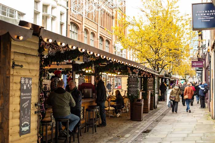 Manchester Christmas Markets 2019 are open - our essential guide to what's new and what's where I Love Manchester