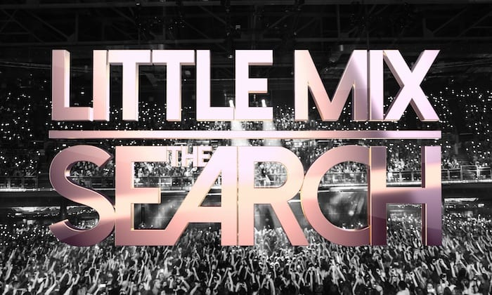 Little Mix The Search