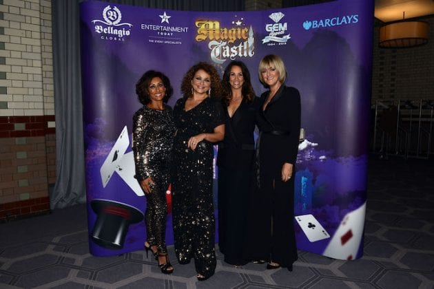 Denise Welch joined by Loose Women and Corrie pals for magical fundraising ball in Manchester I Love Manchester