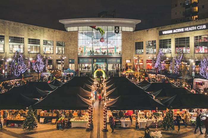 Greater Manchester's other Christmas markets I Love Manchester