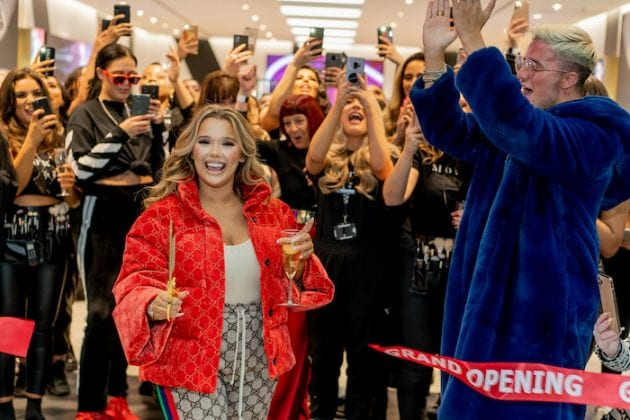 The Instagram stars who brought Manchester Arndale to a standstill I Love Manchester