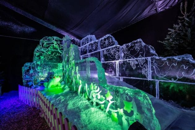 Manchester's fairytale Ice Village unveiled for Christmas 2019 - but what's it like? I Love Manchester