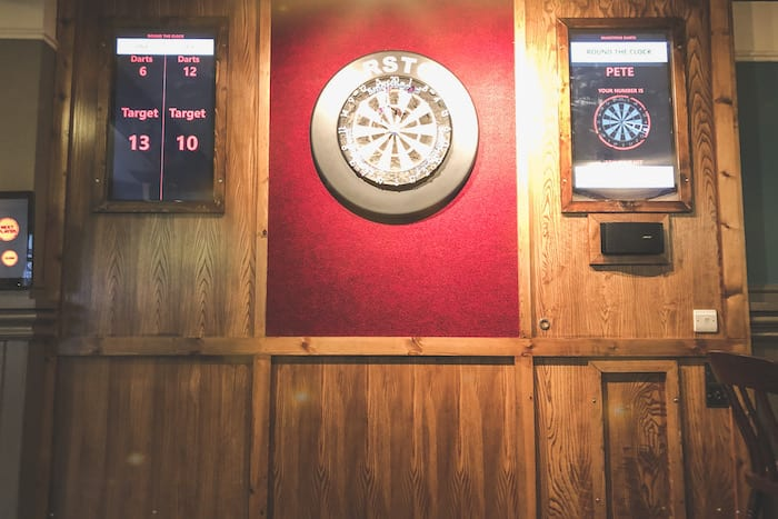 Salford boozer gets £100K refurb featuring state-of-the-art digital darts I Love Manchester