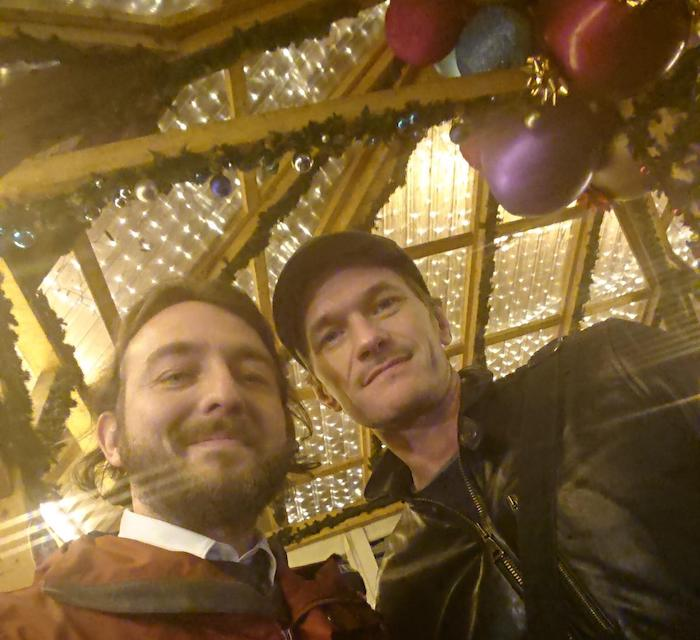 Neil Patrick Harris Christmas Markets