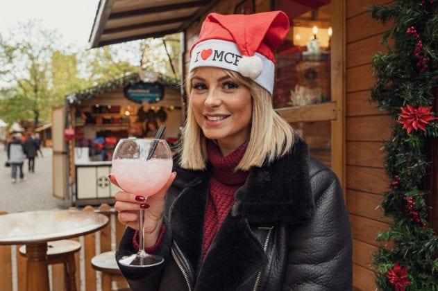 I Love MCR Pink Strawberry Jam Gin I Love Manchester