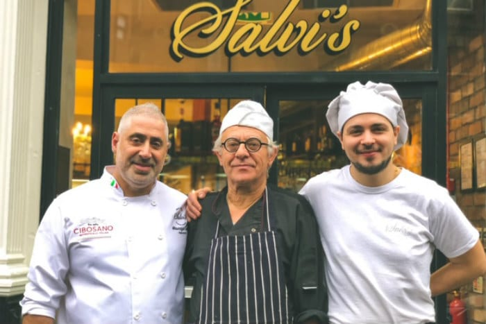 Salvi's NQ is now open bringing a true taste of southern Italy to High Street I Love Manchester
