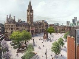 Albert Square transformation