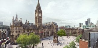Albert Square transformation