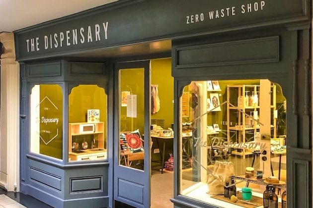 New Salford zero waste shop The Dispensary is championing change I Love Manchester