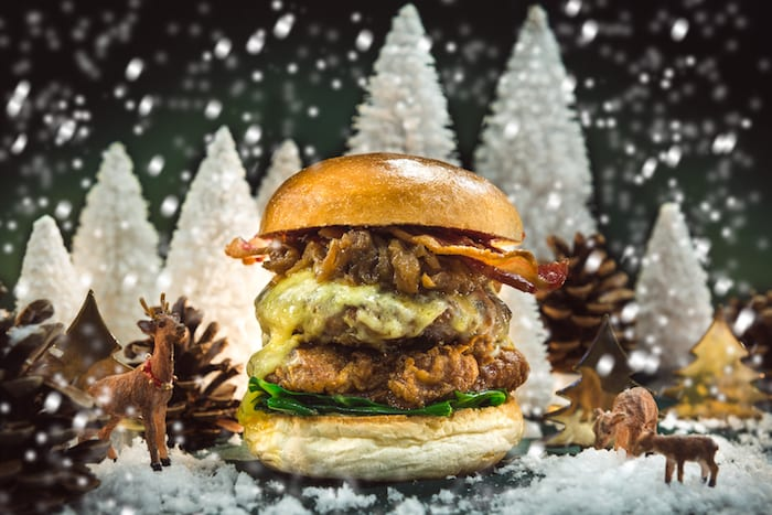 The biggest and best Christmas burgers to try in Manchester this December I Love Manchester
