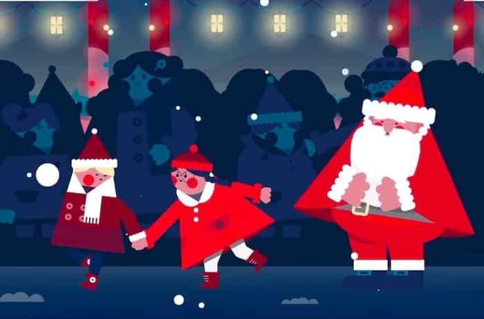Manchester Christmas advert