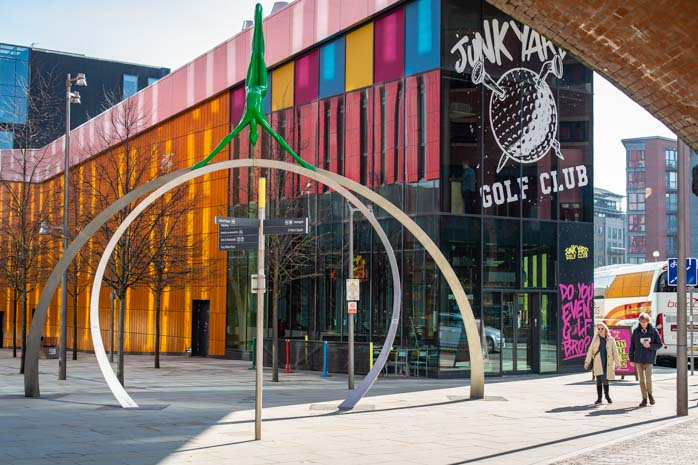 24 hours on First Street: discover Manchester's buzzing new neighbourhood I Love Manchester