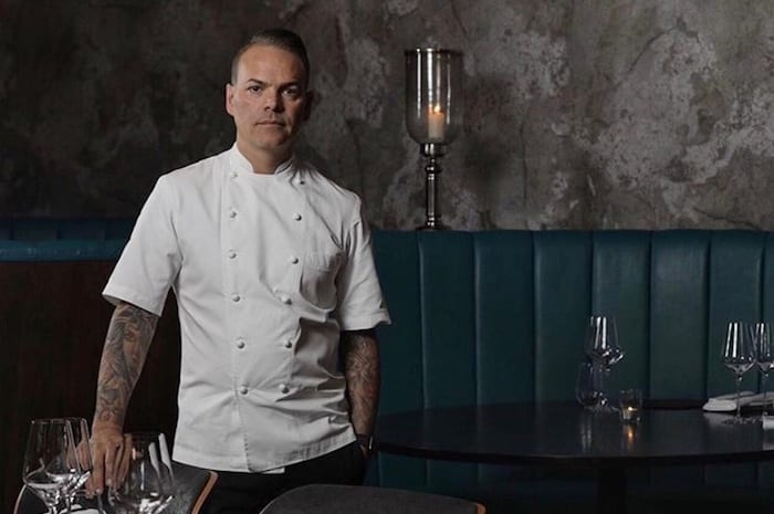 Enjoy a five course feast by MasterChef winner Simon Wood - limited tickets available I Love Manchester
