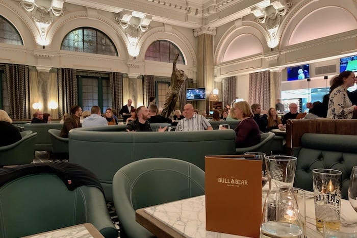 First taste of new Tom Kerridge restaurant at The Stock Exchange - what can diners expect? I Love Manchester