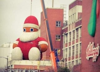 zippy santa trafford kelloggs