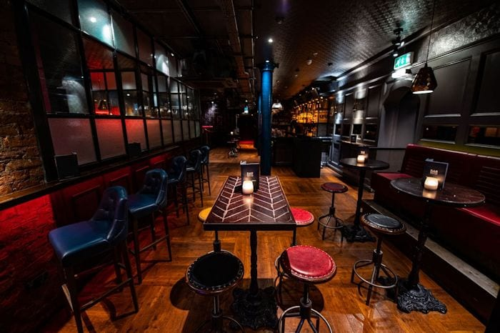 FREE entry and 2-for-1 cocktails and spirits till midnight on New Year's Eve at this underground party bar I Love Manchester