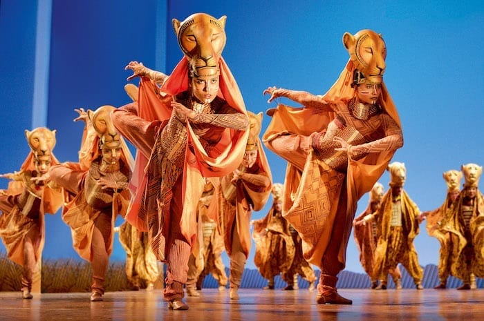 Tickets for Disney's iconic musical The Lion King are on sale now I Love Manchester