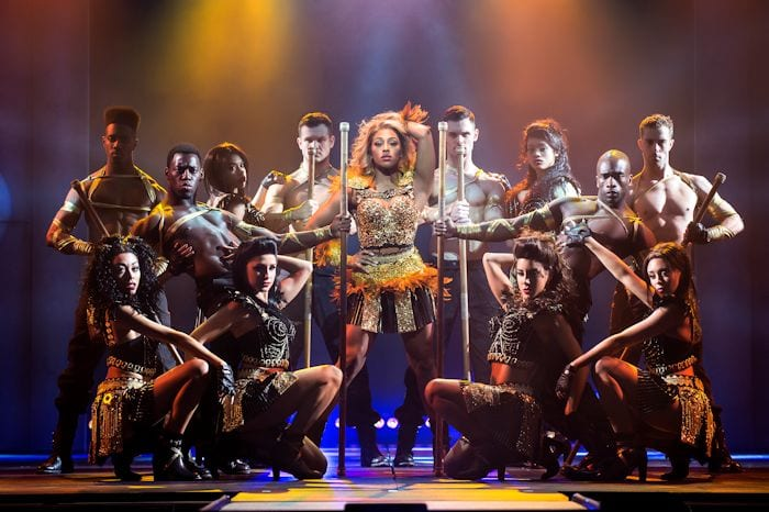The Bodyguard review: a Christmas cracker of a show with no expense spared I Love Manchester