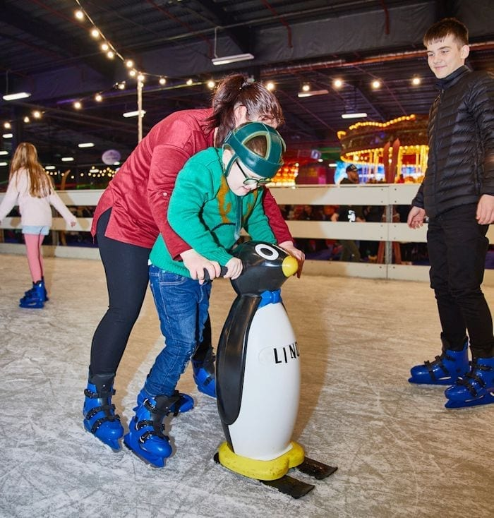 UK's biggest indoor winter funland launches at EventCity with VIP bash I Love Manchester
