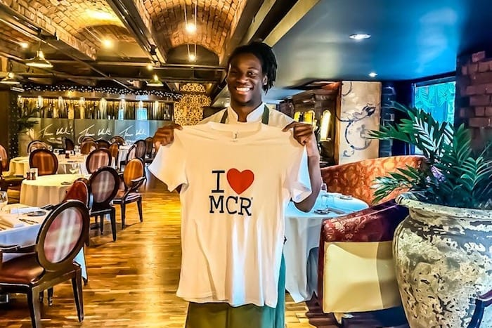 Meet Exose: the Manchester chef winning over the nation on MasterChef: The Professionals I Love Manchester