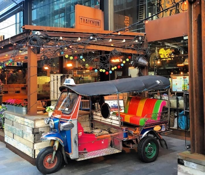 Thaikhun's daring new menu will delight vegans and meat eaters alike I Love Manchester