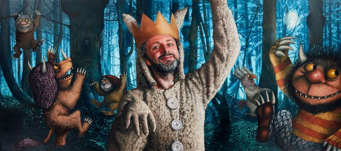 See your favourite actors playing their dream roles at this new art exhibition in Stockport I Love Manchester