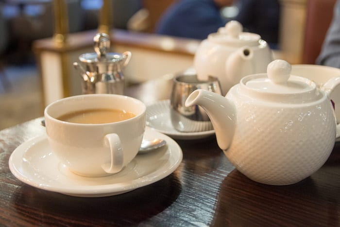 This Manchester hotel offers the perfect afternoon tea in a glamorous setting I Love Manchester