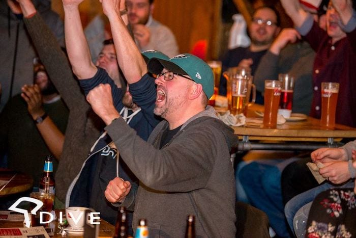 Everything you need to know about the Super Bowl - and why you should watch it in this NQ Dive bar I Love Manchester
