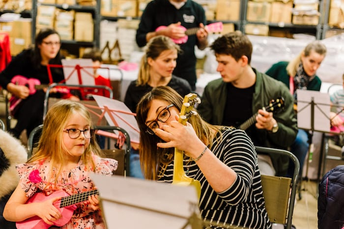 Learn to play a musical instrument this year with free lessons in Manchester I Love Manchester