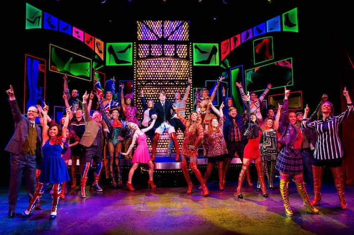 Award-winning Kinky Boots The Musical is coming to Manchester cinemas in February