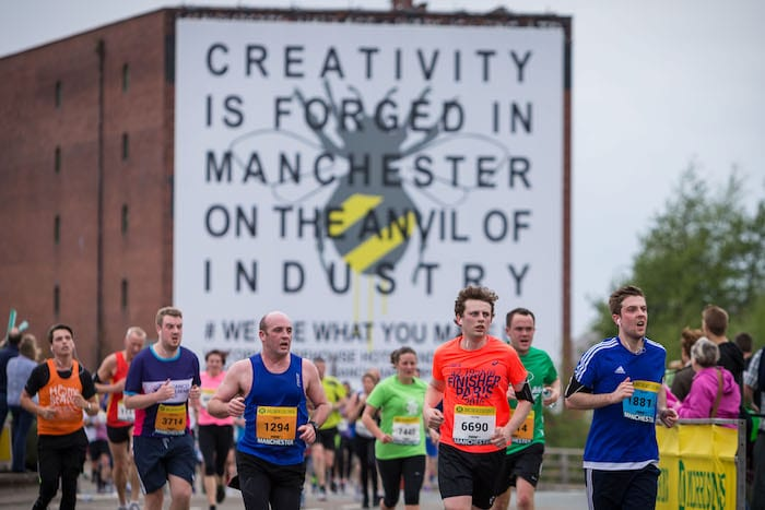 The Great Manchester Run has been postponed until September I Love Manchester