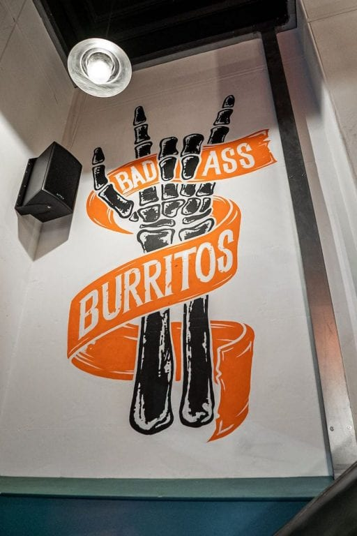 This popular Manchester burrito bar is giving away 150 kilos worth of massive burritos this month I Love Manchester