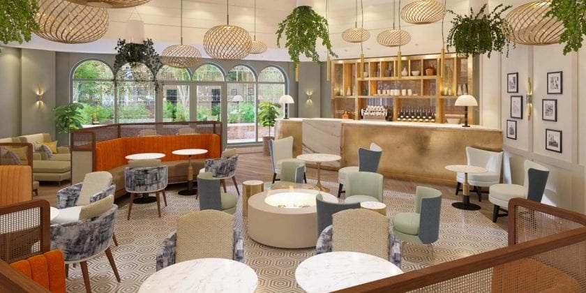Sneak preview of Mottram Hall Hotel & Spa's £10 million refurbishment I Love Manchester