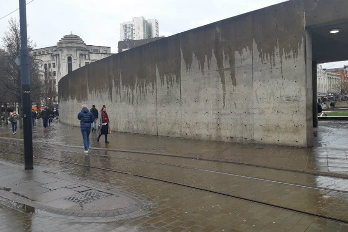 'The wall must fall' - but what's the future for Piccadilly Gardens? I Love Manchester