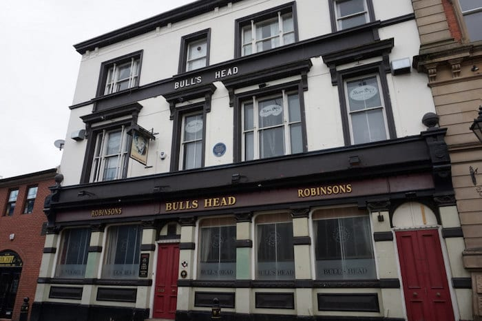 It's been closed for nearly a decade - but now this historic Stockport pub is getting a £400k refurb I Love Manchester