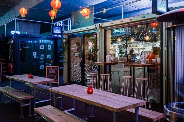 Inside Abeja: the tiny tapas restaurant hidden beneath the Mancunian Way I Love Manchester