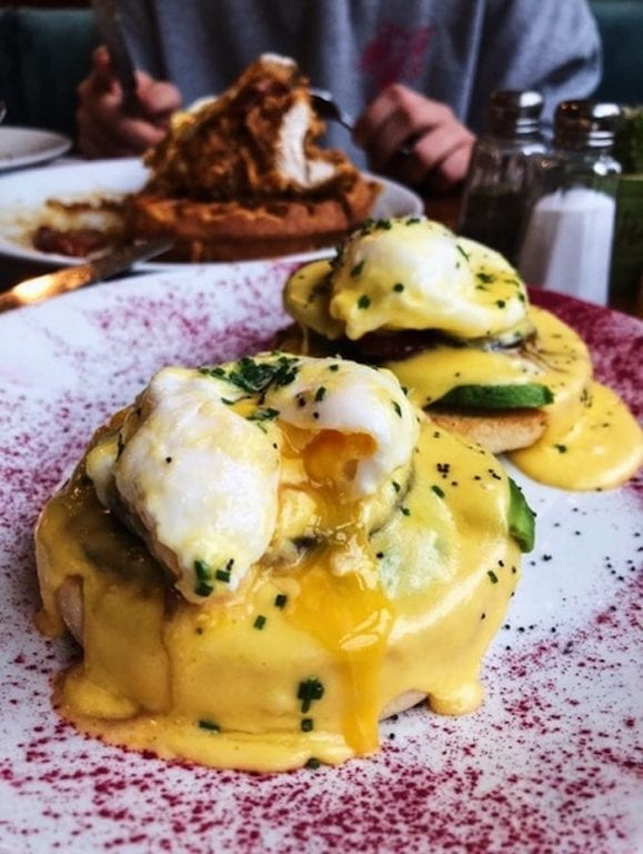 American brunch favourites Alabama's have moved into Northern Monk's basement kitchen I Love Manchester