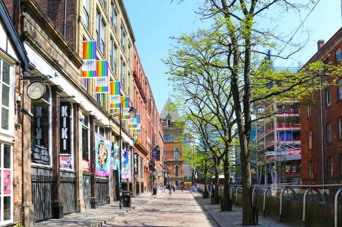 Manchester Gay Village events, clubs, gigs and whats on