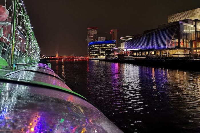 Make your disco dreams come true with Manchester River Cruises brand new boat parties I Love Manchester