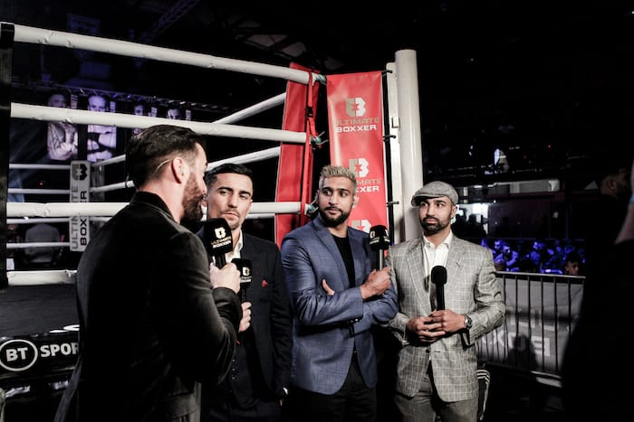 Fight fans get ready: Ultimate Boxxer is coming back to Manchester - and you can get 50% off tickets I Love Manchester