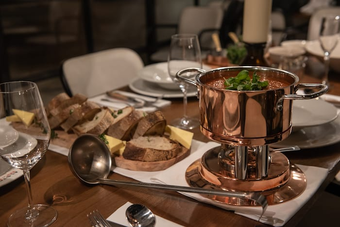 This subterranean steakhouse is serving a sharing Sunday roast - with unlimited Yorkshire puddings and gravy I Love Manchester
