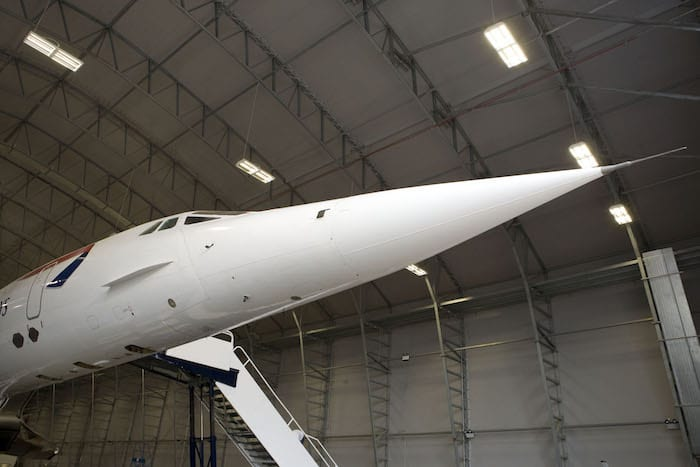 See Concorde's flight deck come alive once again on this new in-depth tour at Manchester Airport I Love Manchester