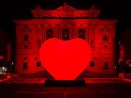 Valentine's Day I Love Manchester