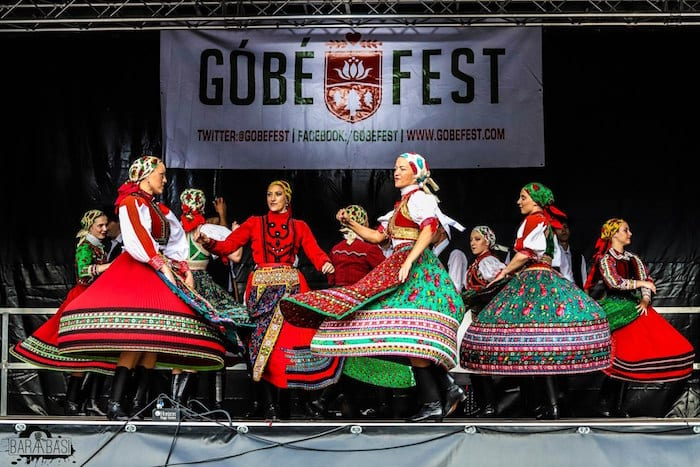 Manchester's Transylvanian festival Gobefest returns to Cathedral Gardens this June I Love Manchester