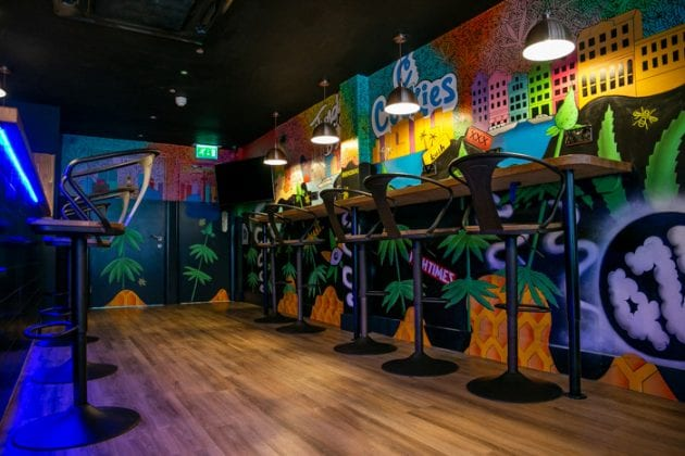 Inside the Amsterdam-inspired cafe bar serving CBD-infused cocktails in the NQ I Love Manchester